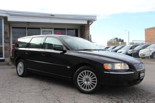 Used 2005 Volvo V70 2.5T for sale in Mississauga, ON