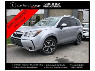 Used 2015 Subaru Forester 2.0XT Premium - PANO SUNROOF, POWER HATCH! for sale in Orleans, ON