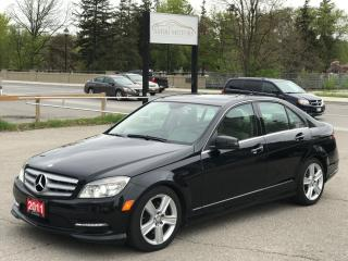 Used 2011 Mercedes-Benz C-Class C 300 | PREMIUM PKG|NO ACCIDENT for sale in Cambridge, ON