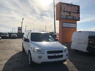 Used 2008 Chevrolet Uplander LT1**ONLY 144KMS**ALLOYS**7 PASSENGER**AS IS for sale in London, ON