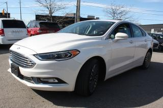Used 2017 Ford Fusion SE LEATHER,SUNROOF for sale in Toronto, ON