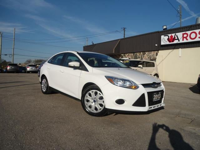 2013 Ford Focus SE AUTO A/C B-TOOTH PW PL PM CRUISE SAFETY