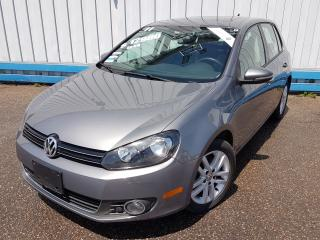 Used 2011 Volkswagen Golf Highline TDI *DIESEL* for sale in Kitchener, ON