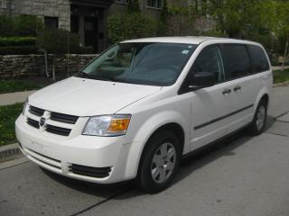 Used 2010 Dodge Grand Caravan SE, LOW KMS, CERTIFIED, NEW TIRES, VERY CLEAN for sale in Toronto, ON