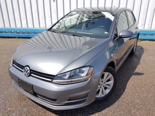 Used 2015 Volkswagen Golf TSI Comfortline *LEATHER-NAVIGATION* for sale in Kitchener, ON
