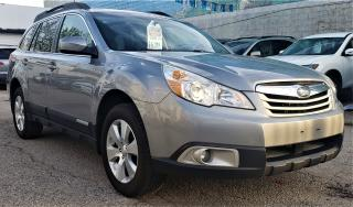 Used 2010 Subaru Outback Prem Pwr Moon for sale in Etobicoke, ON