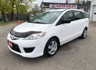 Used 2010 Mazda MAZDA5 Comes Certified/6 Passenger/Automatic/AccidentFree for sale in Scarborough, ON