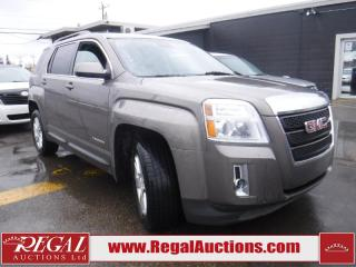 Used 2012 GMC Terrain 4D Utility AWD for sale in Calgary, AB