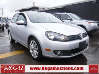 Used 2012 Volkswagen Golf Highline 4D Hatchback for sale in Calgary, AB
