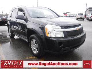 Used 2007 Chevrolet Equinox 4D Utility AWD for sale in Calgary, AB