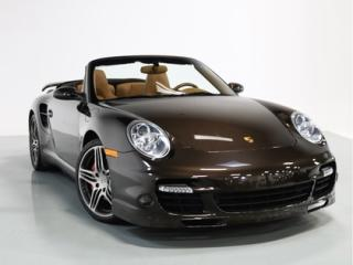 Used 2008 Porsche 911 TURBO   CABRIOLET   6 SPEED    MACADAMIA INTERIOR for sale in Vaughan, ON