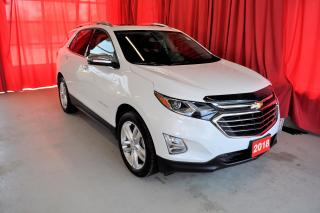 Used 2018 Chevrolet Equinox Premier | AWD | Navigation | Sunroof for sale in Listowel, ON