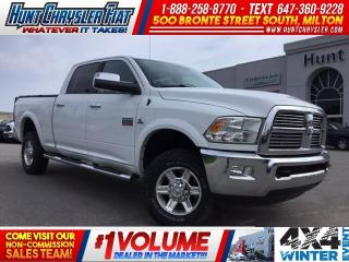 Used 2012 RAM 2500 LARAMIE | DIESEL | CUMMINS | SUN | LOADED!!! for sale in Milton, ON
