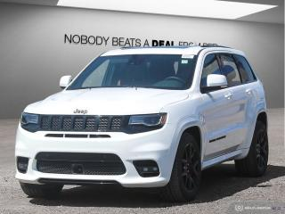 New 2019 Jeep Grand Cherokee SRT for sale in Mississauga, ON