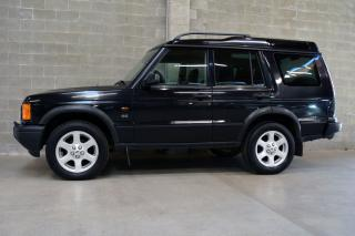Used 2002 Land Rover Discovery II Westminster 4WD *Mechanic Special* for sale in Vancouver, BC