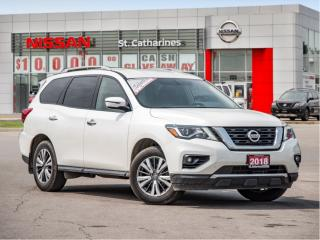 Used 2018 Nissan Pathfinder SV TECH NAV! for sale in St. Catharines, ON