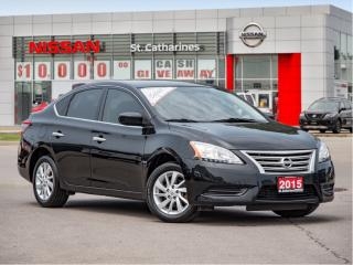 Used 2015 Nissan Sentra SV MANUAL! for sale in St. Catharines, ON