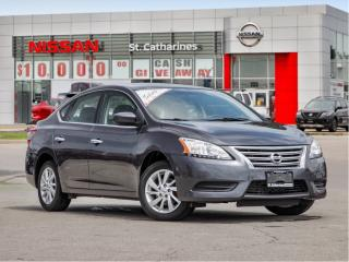 Used 2015 Nissan Sentra SV Manual !! for sale in St. Catharines, ON