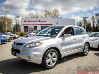 Used 2008 Acura RDX Base w/Technology Package for sale in Port Moody, BC
