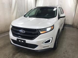 Used 2018 Ford Edge Sport *AWD/Htd Seats/Navi/Bluetooth for sale in Winnipeg, MB
