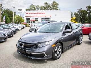 Used 2019 Honda Civic LX for sale in Port Moody, BC