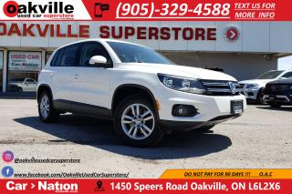 Used 2012 Volkswagen Tiguan 2.0 TSI TRENDLINE | HTD SEATS | CRUISE | ALLOYS for sale in Oakville, ON