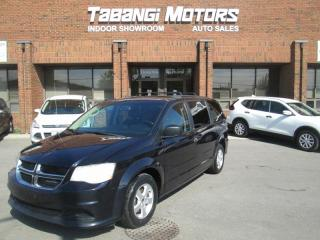 Used 2011 Dodge Grand Caravan SE | DVD | BIG SCREEN | REAR CAMERA | REAR HEATING | ALLOYS for sale in Mississauga, ON