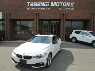 Used 2015 BMW 4 Series 428i xDrive AWD | NO ACCIDENTS | NAVIGATION | SPORT | CAMERA for sale in Mississauga, ON