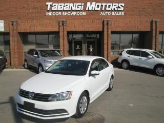 Used 2015 Volkswagen Jetta BIG SCREEN | REAR CAM | HEATED SEATS | BLUETOOTH for sale in Mississauga, ON