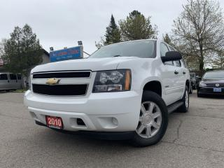 Used 2010 Chevrolet Tahoe 4WD 4dr *LOW KM! w/ BLUETOOTH & ACCIDENT FREE* for sale in Brampton, ON