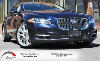 Used 2015 Jaguar XJ XJL|3.0|LWB|AWD|Portfolio|AWD|Navigation|Backup Camera|BSM for sale in Toronto, ON