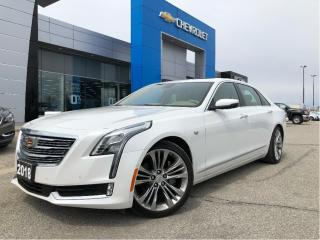 Used 2018 Cadillac CT6 for sale in Barrie, ON