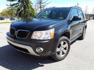 Used 2008 Pontiac Torrent FWD 4dr for sale in Mississauga, ON