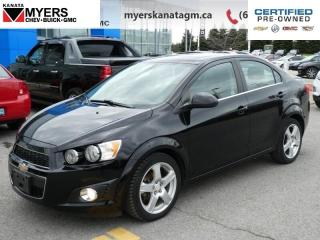 Used 2016 Chevrolet Sonic LT for sale in Ottawa, ON