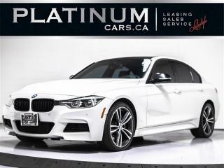 Used 2017 BMW 3 Series 340i xDrive M-SPORT, NAVI, HEADS UP, BLINDSPOT for sale in Toronto, ON
