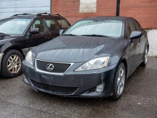 Used 2006 Lexus IS 250 AWD, Heated Cooled LTHR, Sunroof for sale in Toronto, ON