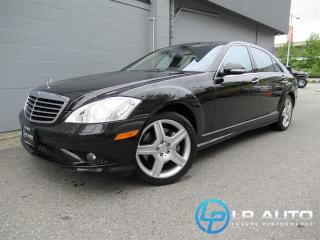 Used 2008 Mercedes-Benz S-Class S 550 4dr All-wheel Drive 4MATIC Sedan for sale in Richmond, BC