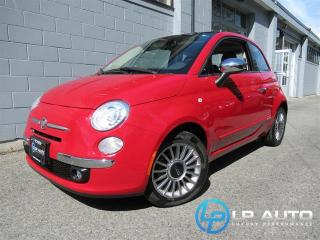 Used 2015 Fiat 500 Lounge for sale in Richmond, BC