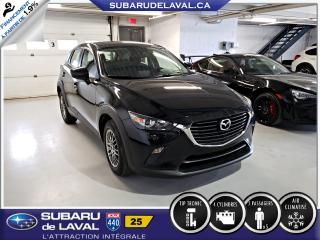 Used 2016 Mazda CX-3 GX ** Caméra de recul ** for sale in Laval, QC