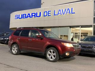 Used 2010 Subaru Forester 2.5X Sportech Awd ** Toit ouvrant, Navig for sale in Laval, QC