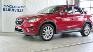 Used 2014 Mazda CX-5 GT ** AWD ** for sale in Blainville, QC