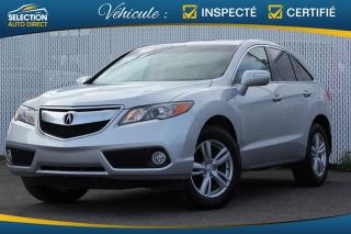 Used 2015 Acura RDX AWD for sale in Ste-Rose, QC