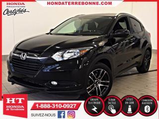 Used 2016 Honda HR-V Ex-L Navigation for sale in Terrebonne, QC