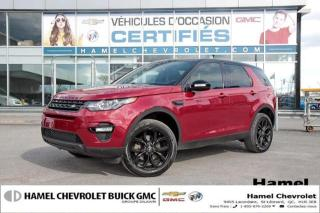Used 2016 Land Rover Discovery Sport HSE for sale in St-Léonard, QC