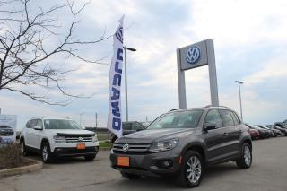 Used 2012 Volkswagen Tiguan 2.0 TSI Comfortline (A6) for sale in Whitby, ON