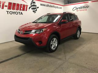 Used 2014 Toyota RAV4 Le, Awd, Caméra De for sale in St-Hubert, QC
