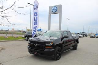 Used 2017 Chevrolet Silverado 1500 Silverado Custom for sale in Whitby, ON