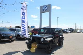 Used 2015 Jeep Wrangler SPORT for sale in Whitby, ON
