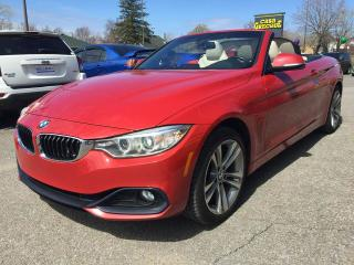 Used 2016 BMW 4 Series 428i xDrive*GPS-AWD for sale in Québec, QC