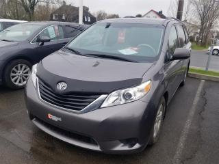 Used 2013 Toyota Sienna LE TRACTION AVANT 8 for sale in Québec, QC